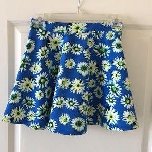 Floral Skirt- Women's